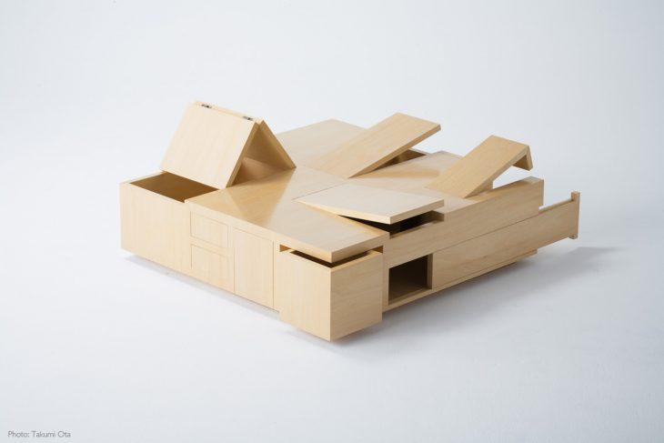 Kai Table by Hirakoso Design (6 pics)