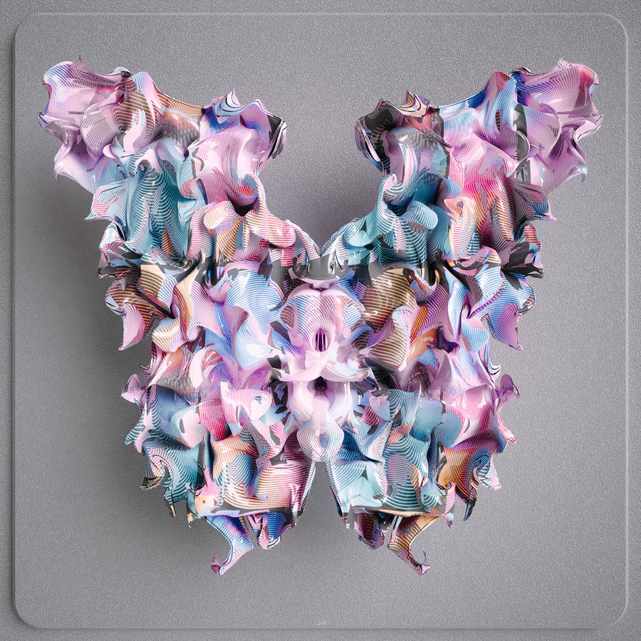 The Butterfly Effect Series (13 pics)
