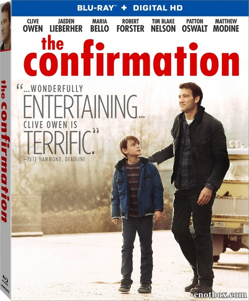 Подтверждение / The Confirmation (2016/BDRip/HDRip)