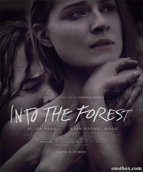 В лесу / Into the Forest (2015/WEB-DL/WEB-DLRip)