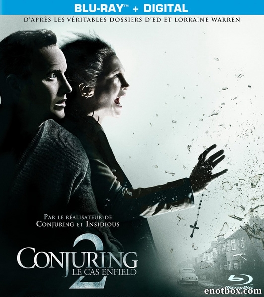 Заклятие 2 / The Conjuring 2 (2016/BD-Remux/BDRip/HDRip)