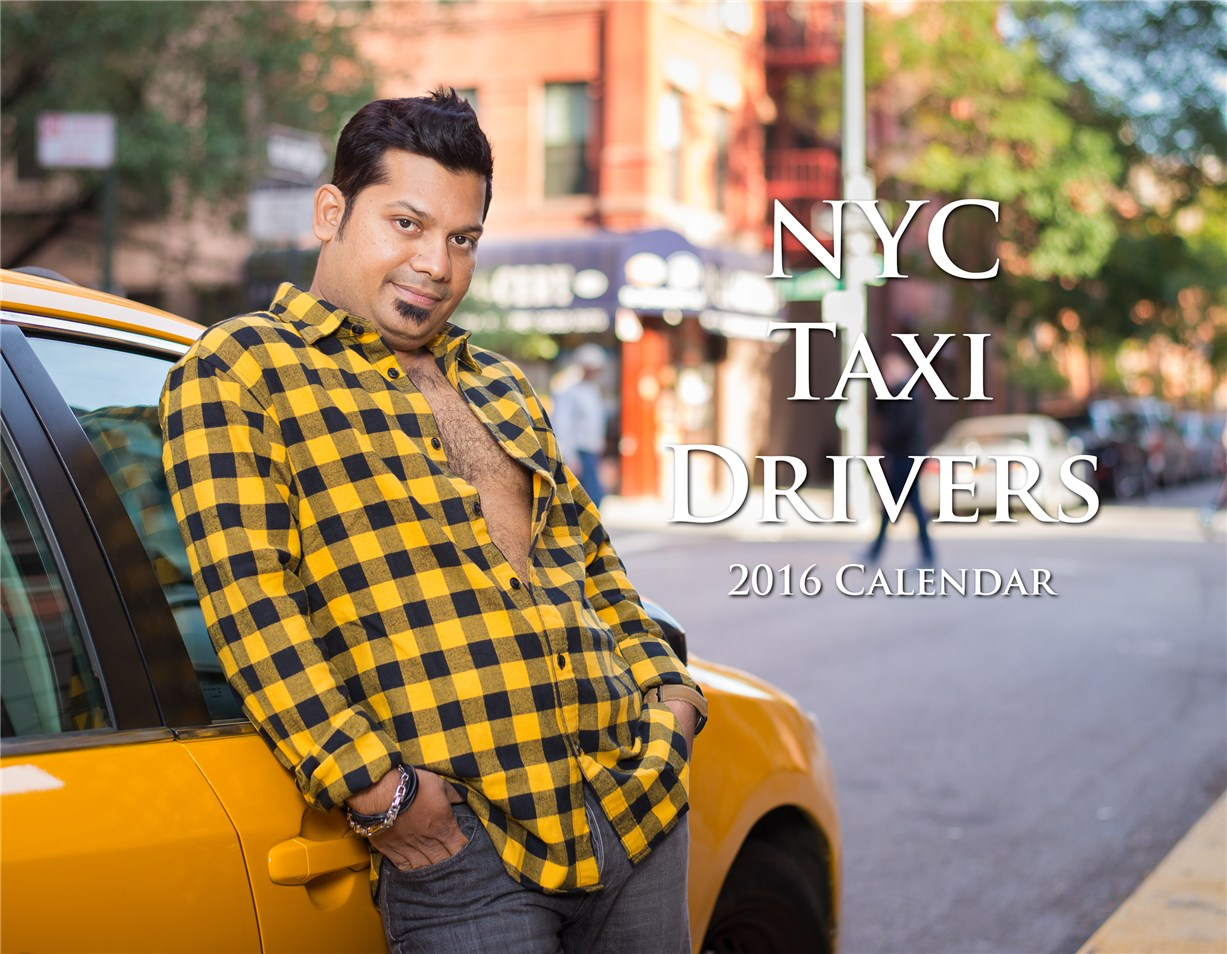 New York City Taxi Drivers 2016 calendar