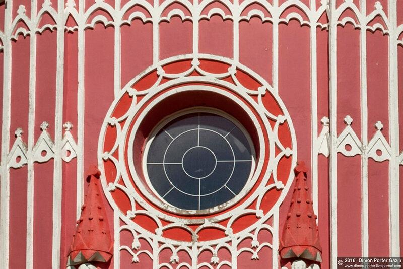 Красное. Преображенская церковь