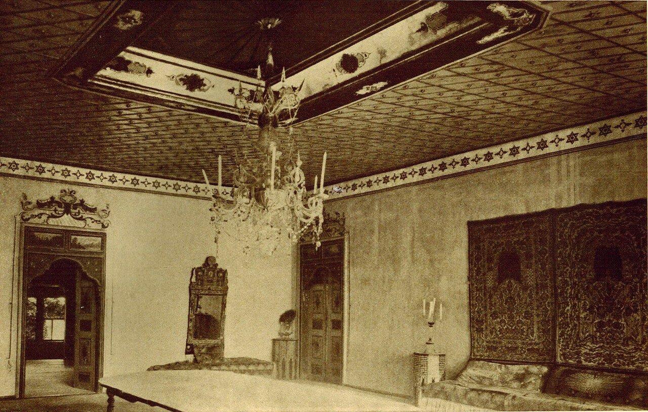 Столовая императрицы Екатерины II
