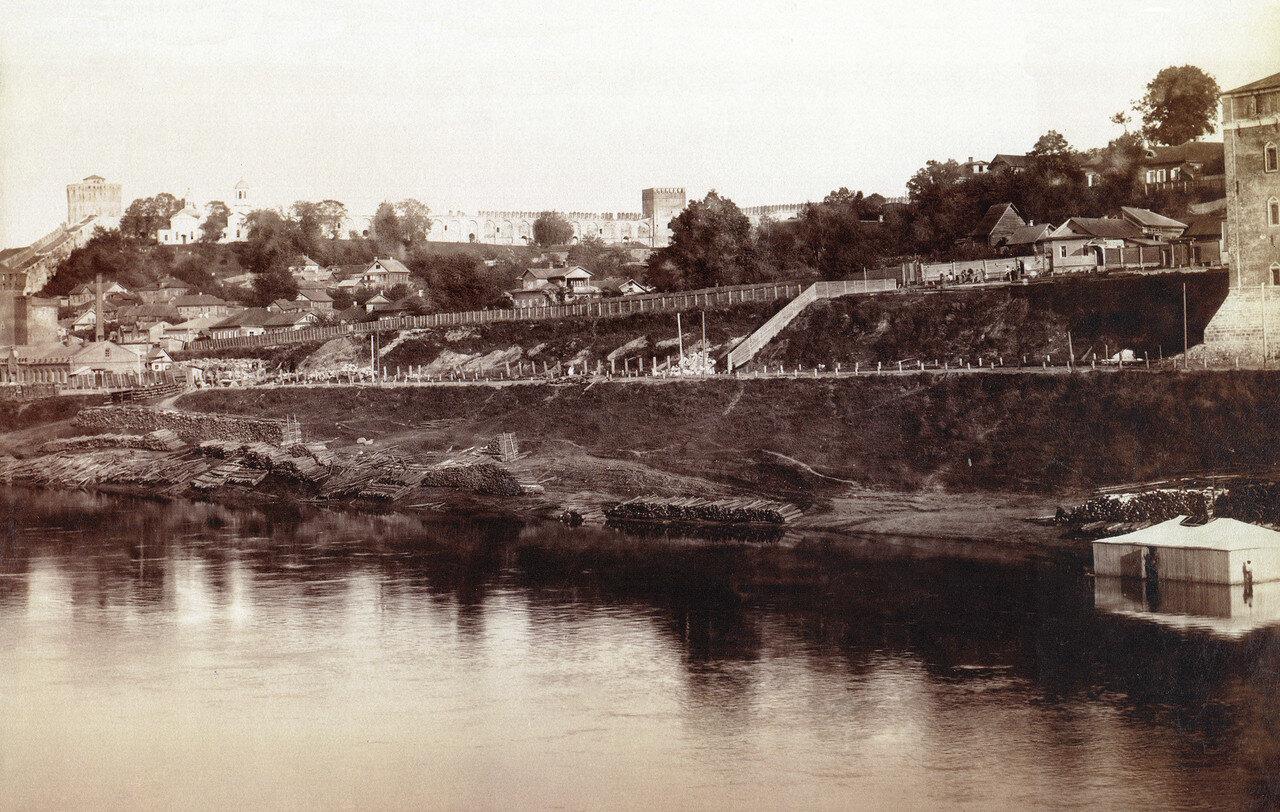 Армянская набережная. 1895