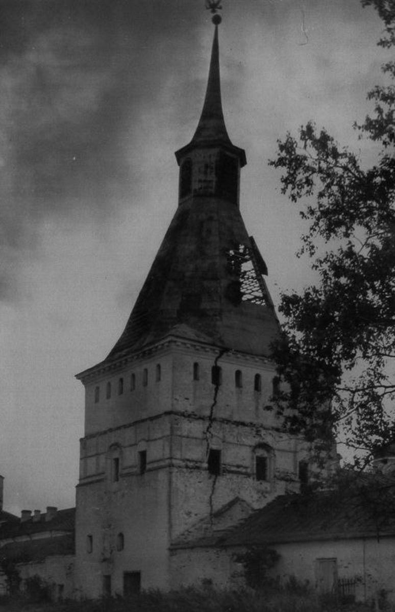 Советский период. 1948. Никоновская башня
