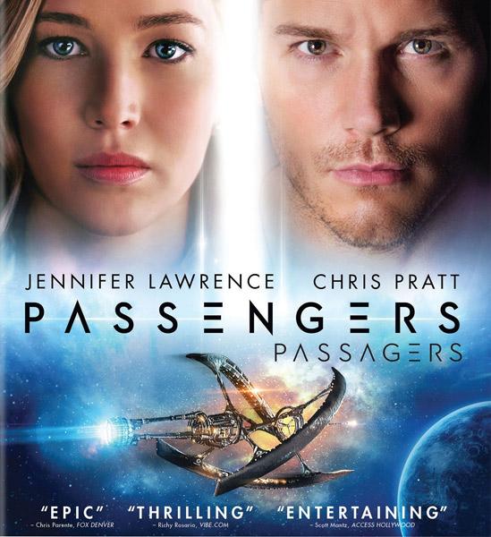 Пассажиры / Passengers (2016/WEB-DL/WEB-DLRip)