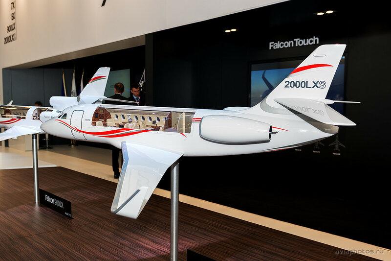 Dassault Falcon 2000LXS D807732