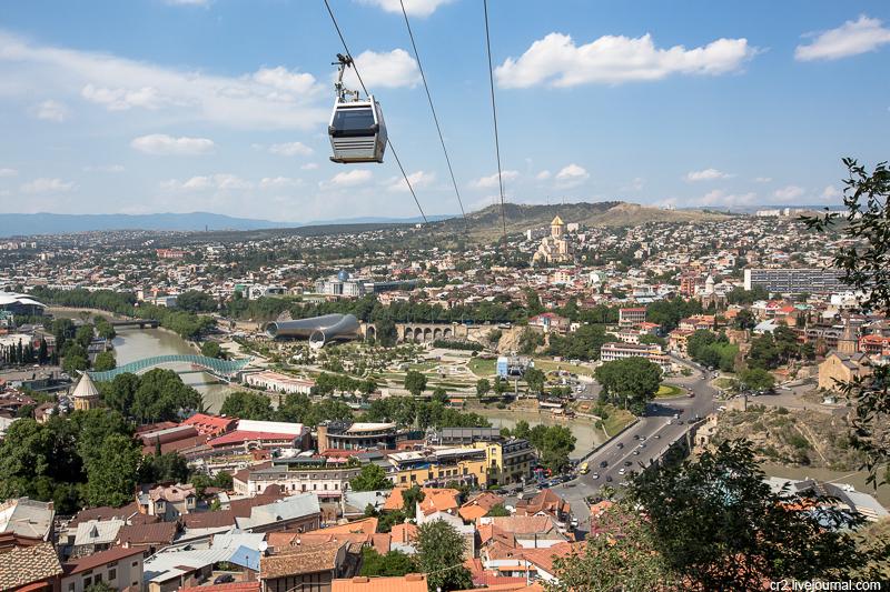 Тбилиси. Прогулка 2