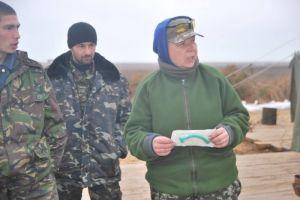 """""""Госпитальеры"""" провели обучение для участников блокады Крыма"""