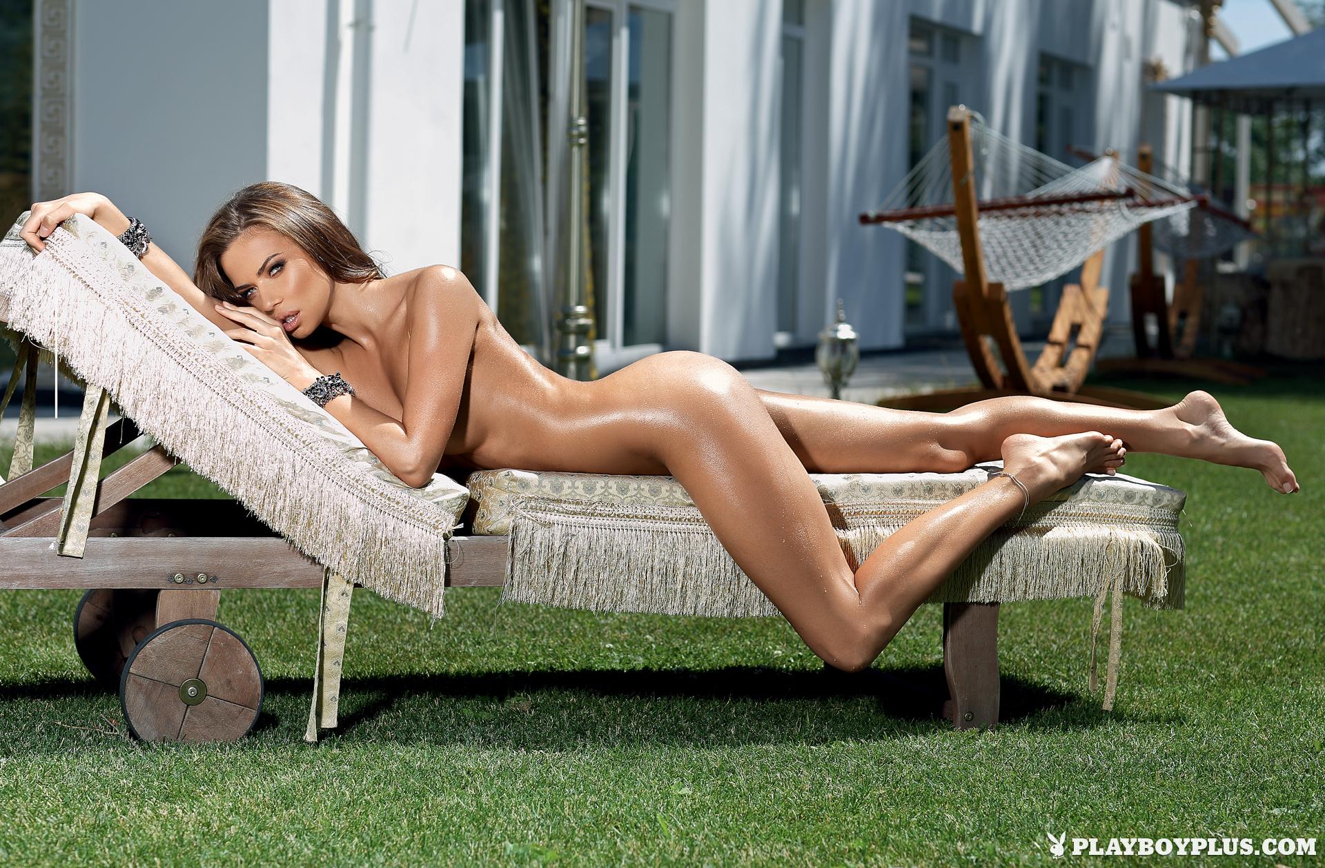 Svetlana Chumachenko in Playboy