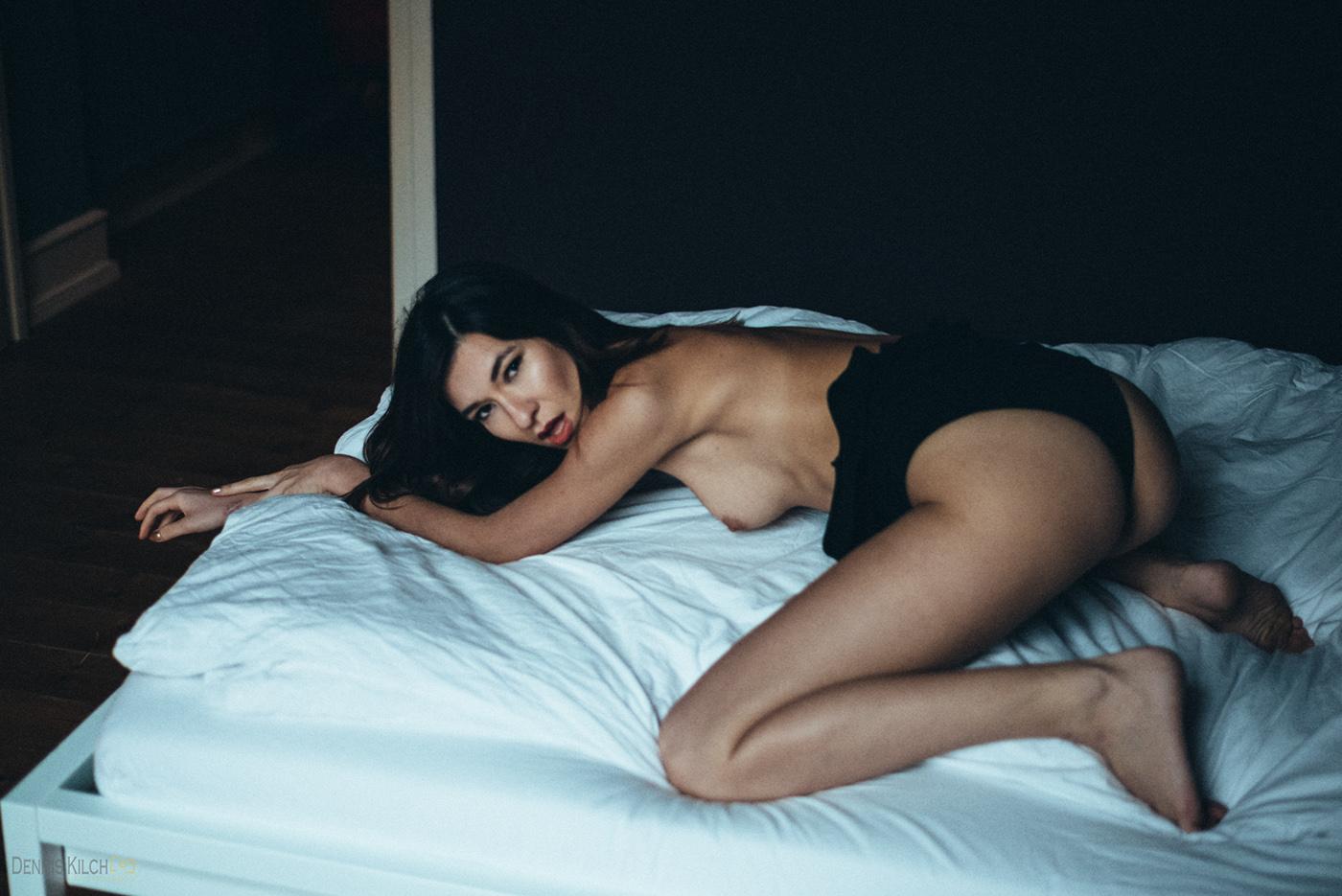 Постель и балкон - Bed & Balcony / denniskilchphotography +