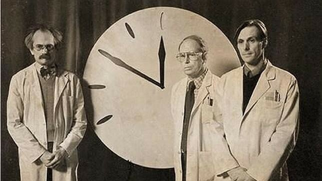 Дзиґарі судньої години журналу Bulletin of Atomic Scientists
