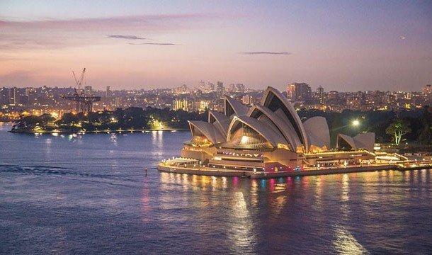 9. Altitude at Shangri-La (Сидней, Австралия) Посетив этот ресторан, у вас появится прекрасная возмо