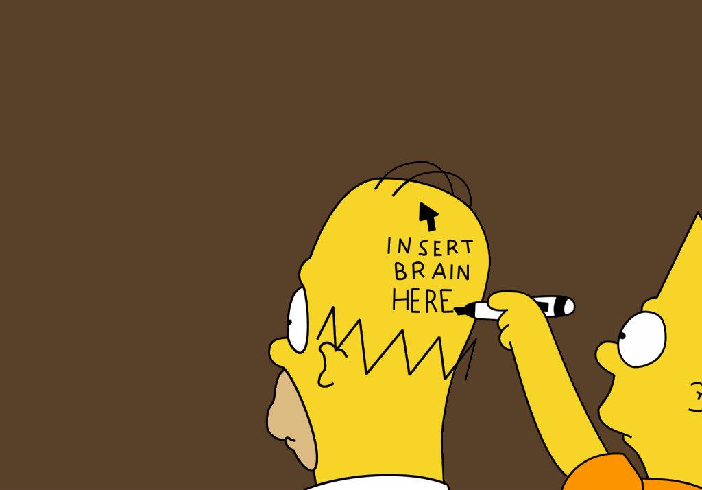 Философия мультсериала «Симпсоны». В калифорнийском университете Беркли есть курс, посвященный тому,