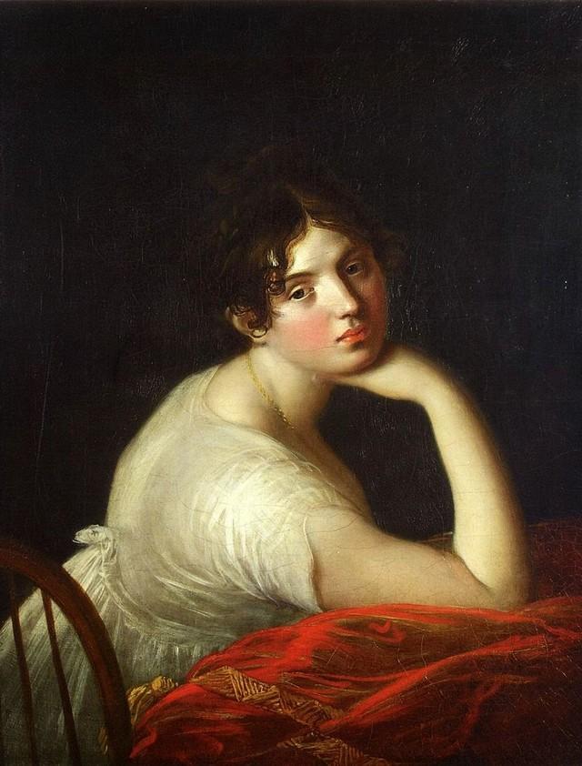 Мария Нарышкина Гавриил Державин так писал о красавице: «Черными очей огнями, грудью пышною своей он