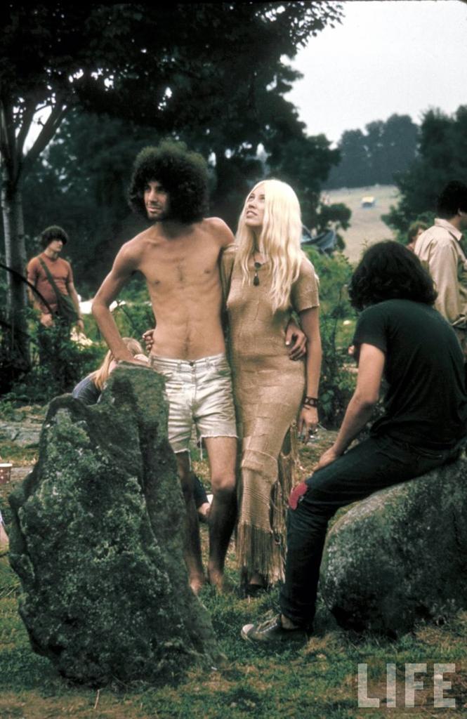 67. На «Вудсток» съехались большинство известных артистов. Отказались только Led Zeppelin и Jethro T