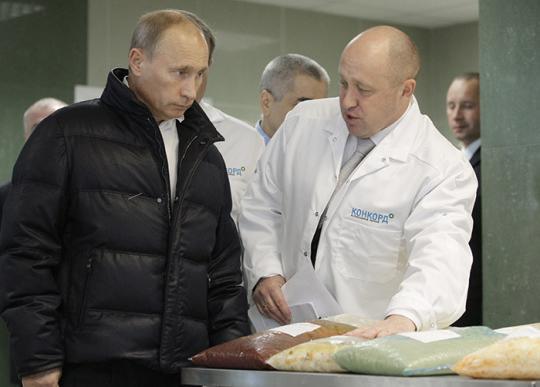 Фонд Навального пожаловался ФСБ намиллиардера Евгения Пригожина