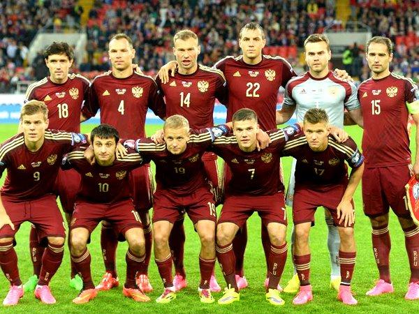 Сборные РФ иТурции пофутболу встретятся вАнталье