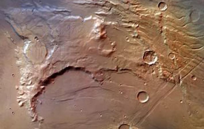 Ученые: намарсианском плато Тавмасия может быть жизнь