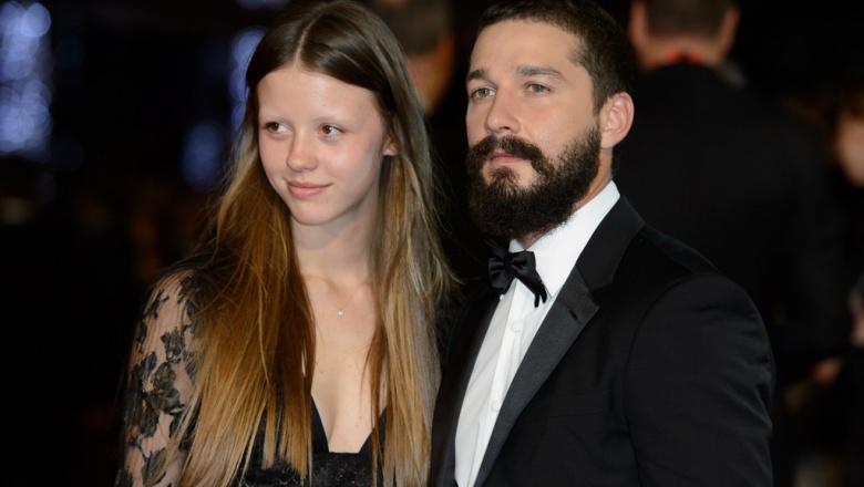 Артист Шайа Лабаф и артистка Миа Гот поженились вЛас-Вегасе