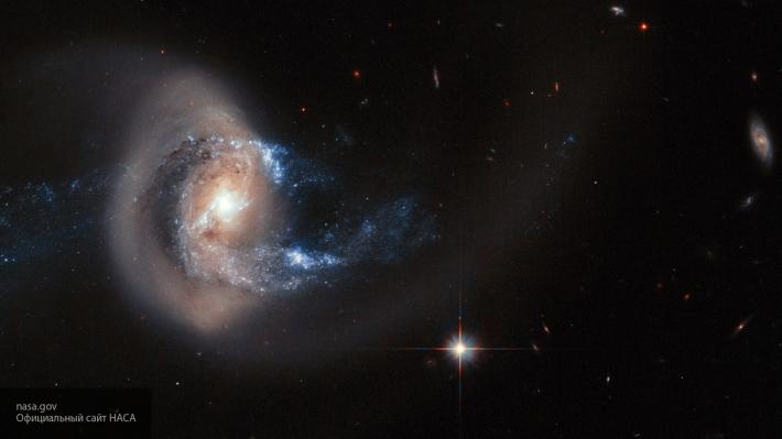 Ученые поведали  об немалых  световых нимбах над галактиками