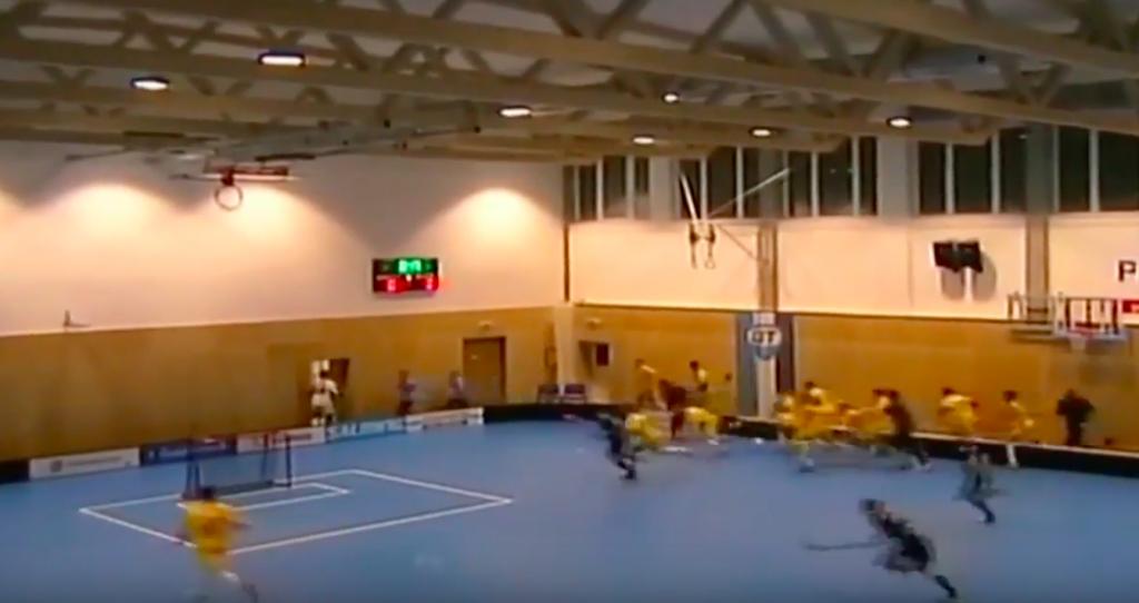 ВЧехии впроцессе спортивного мероприятия обрушилась крыша арены