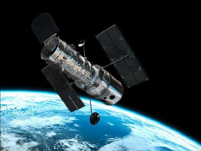 Hubble заснял наибольшую звезду Млечного пути