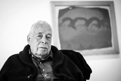 Скончался британский художник Говард Ходжкин