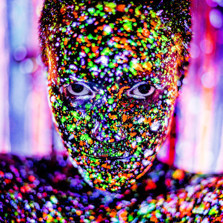 Lost In Infinity Split: Psychedelic Photos by Alex Markow & Magnus Sodamin