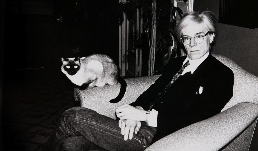 Andy Warhol 1 / © 2014 The Andy Warhol Foundation for the Visual Arts, Inc. / Artists Rights Society