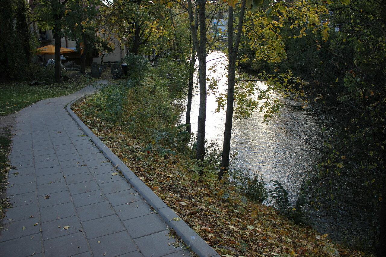 Река Вильняле
