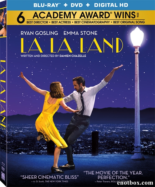 Ла-Ла Ленд / La La Land (2016/BDRip/HDRip)