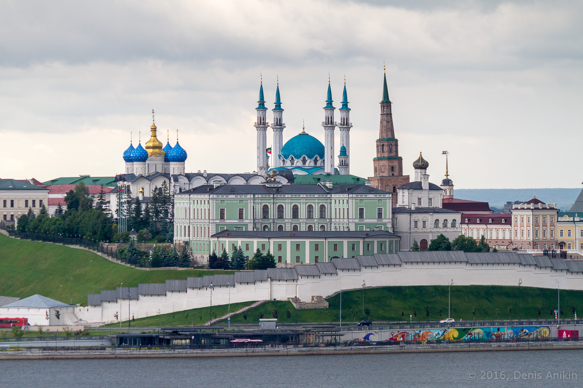 Казань с крыши Казана 18