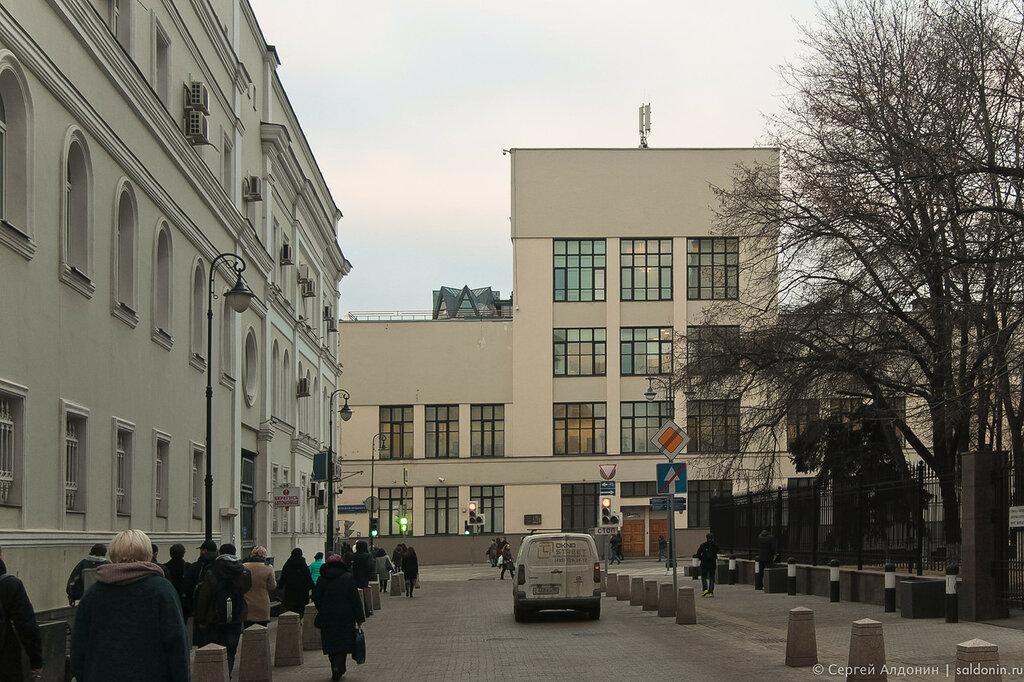 Большой Толмачёвский Переулок