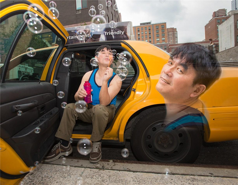 New York City Taxi Drivers 2016 calendar