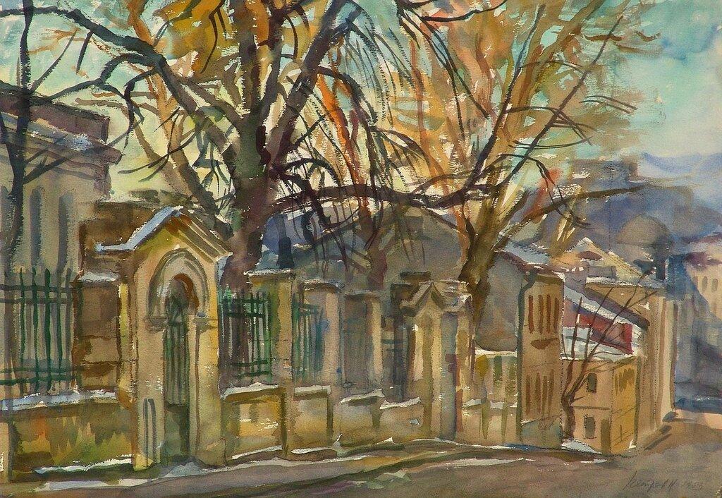 Сандуновский переулок. 1983 г..jpg