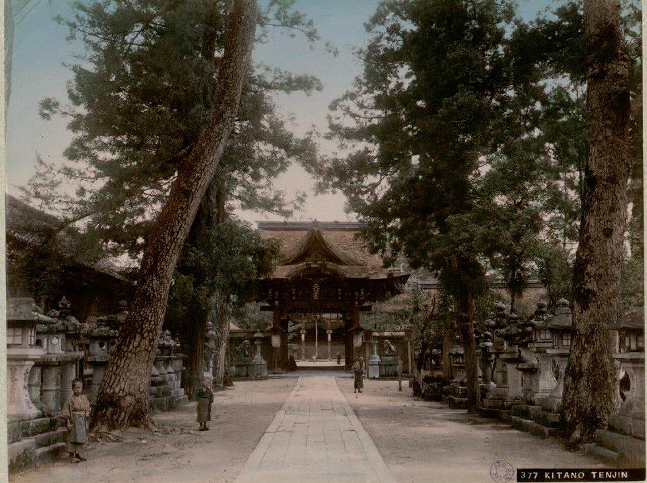 Камакура. Храм Тенджин