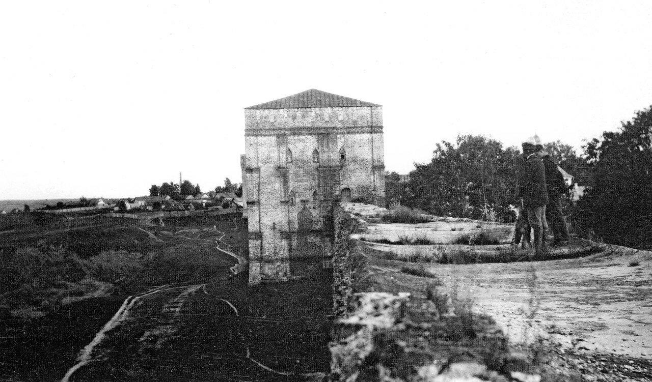 Авраамиевская башня. 1909