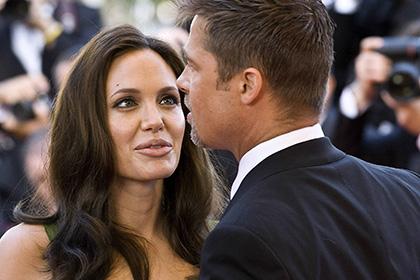 Очередное пополнение в семье Джоли-Питт