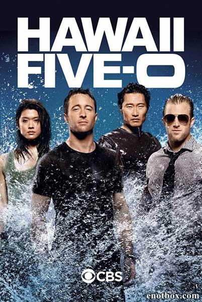 Полиция Гавайев / Гавайи 5-0  / Hawaii Five-0 - Полный 6 сезон [2015, WEB-DLRip | WEB-DL 1080p] (LostFilm)