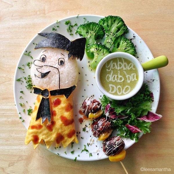 Ли Саманта. Художественные шедевры на детской тарелке 0 12c424 39b7769e orig