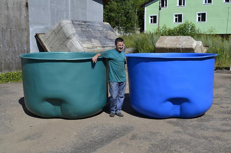 пруды садовые пластиковые