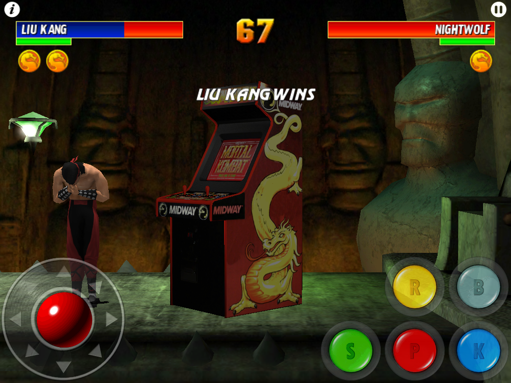 Ultimate Mortal Kombat™ 3 v1.2.54 [ENG] [iOS](2010)