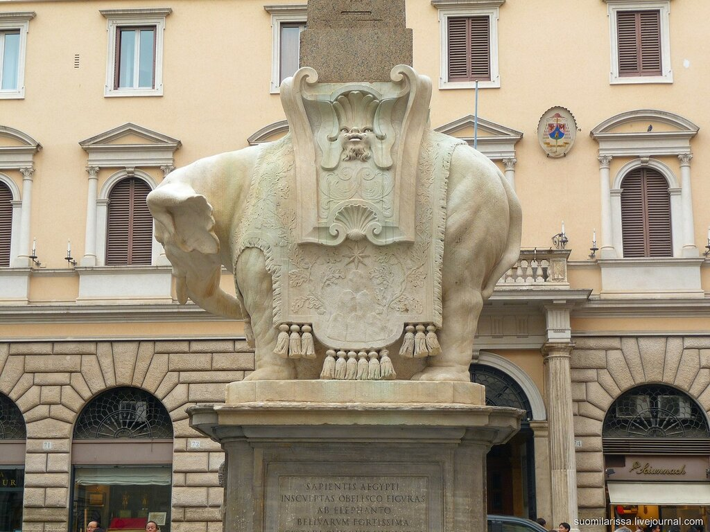 Слоник Бернини.