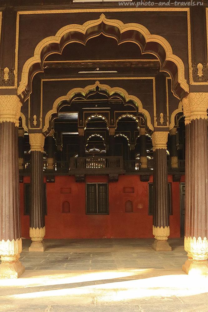 Фотография 14. Отчет о поездке по Индии. Летний дворец в Бангалоре