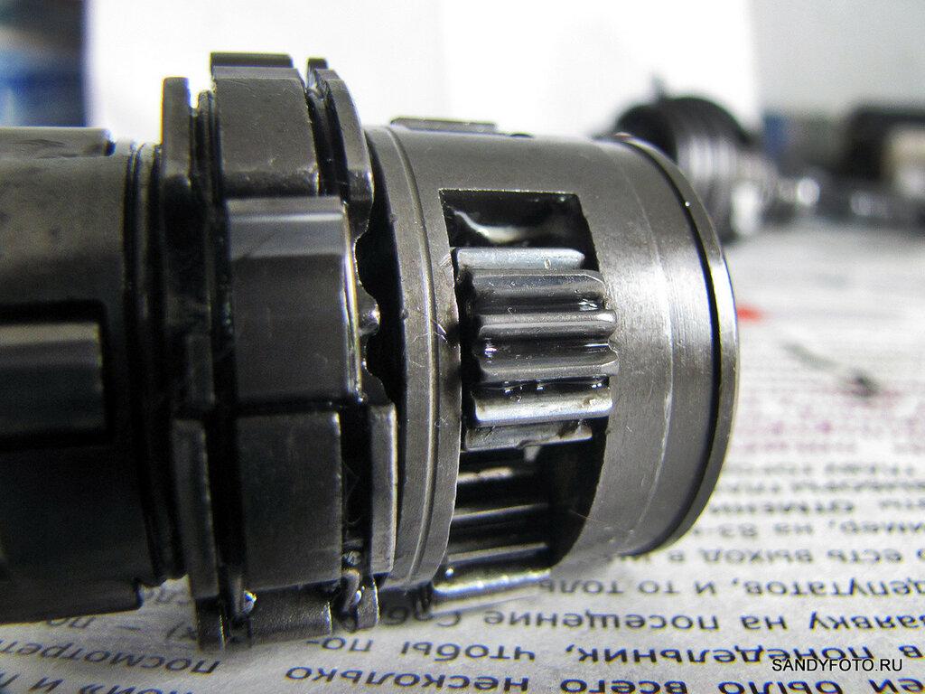 Разборка планетарной втулки Shimano Nexus Inter 3 (SG-3C41)