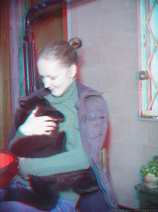 Автор: Петкун Евгений, блог Евгения Владимировича, фото, фотография: Анаглиф