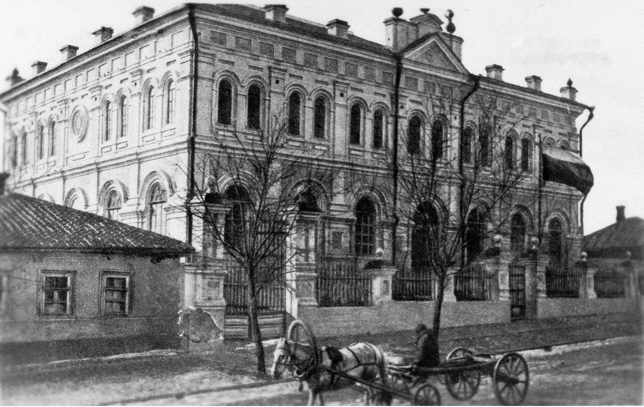 Синагога на улице Георгиевской
