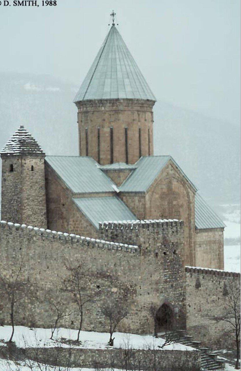 Грузия. Крепость Ананури
